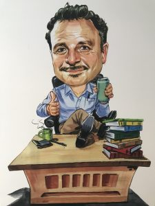 Geschäftsführer Christian Gallmeier