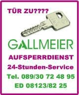 Schlüsselnotdienst München - Notdienst 089 / 30 72 48 95