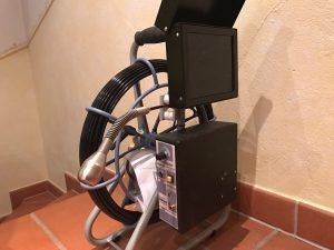 Kamera zum Kanäle untersuchen, Dichtheitsprüfung in München