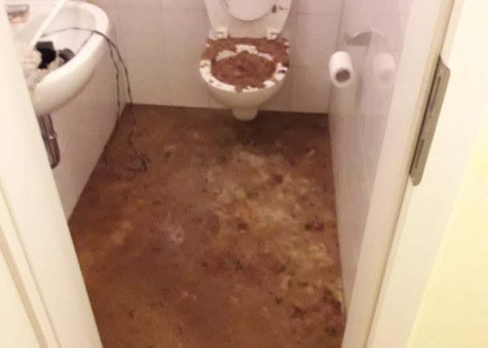 Toilettenverstopfung - Notdienst für Rohrverstopfung in München